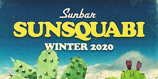 Sunsquabi + Special Guest Balkan Bump