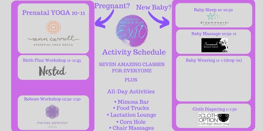 Savannah Birth & Baby EXPO Classes