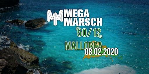 Megamarsch 50/12 Spezial Mallorca 2020