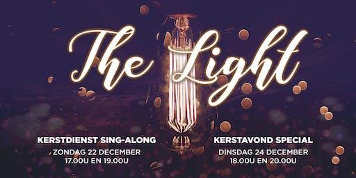 THE LIGHT: EEN SPECIAAL KERSTPROGRAMMA