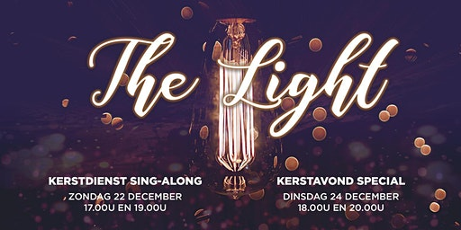 THE LIGHT: EEN SPECIAAL KERSTPROGRAMMA