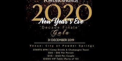 2020 NYE 'Decade Finale' Gala