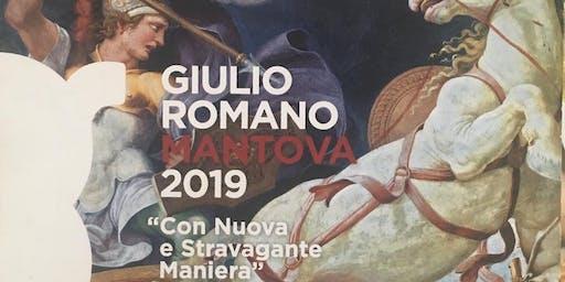 """Visite Serali a Messer Giulio  """"Con Nuova e Stravagante Maniera"""""""