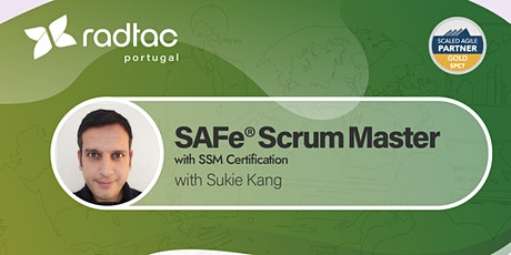 SAFe® 5.0 Scrum Master - SSM Certification bilhetes