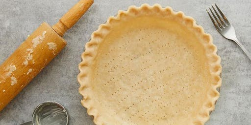 Make the Perfect Pie Crust (MakeHaven member event)