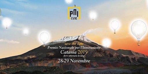 Finale del Premio nazionale per l'innovazione PNI Cube a Catania