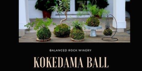Kokedama & Cocktails tickets