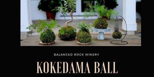 Kokedama & Cocktails