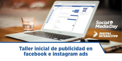Taller inicial de publicidad en Facebook e Instagram