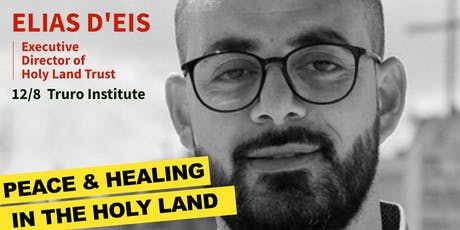 Peace & Healing in the Holy Land tickets