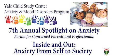 7th Annual Spotlight on Anxiety Forum: Inside and Out tickets