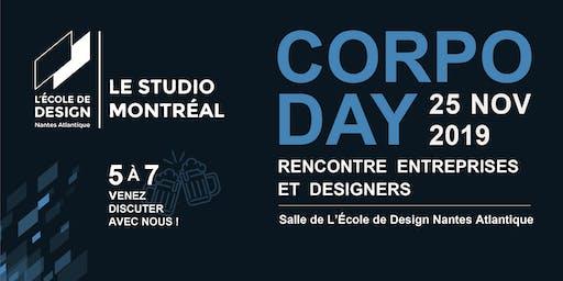 Corpoday - Le Studio Montréal au CENTECH