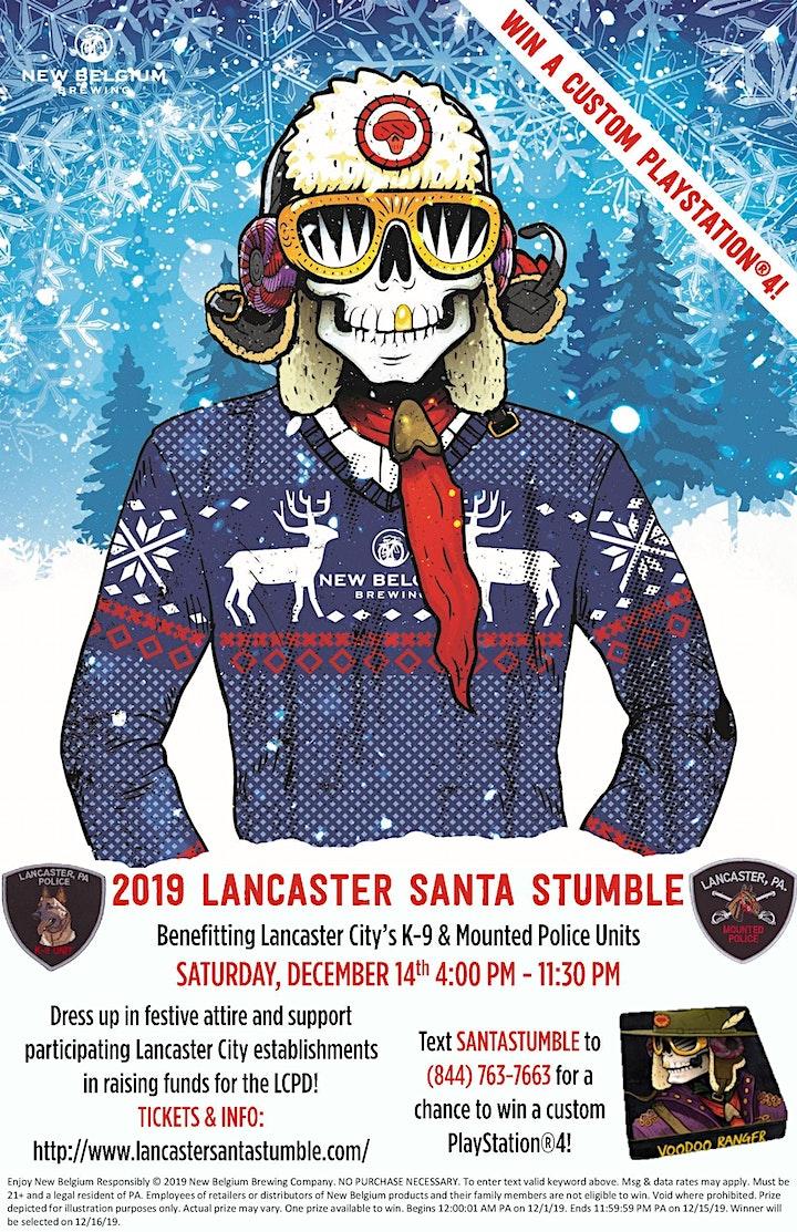 2019 Lancaster Santa Stumble image