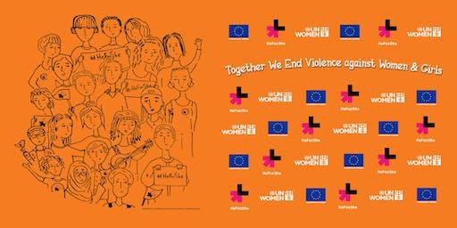 Together We End Violence against Women & Girls