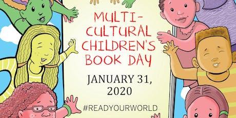Multicultural Children's Book Day #ReadYourWorld tickets