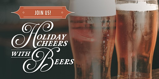 Holiday Cheers with Beers