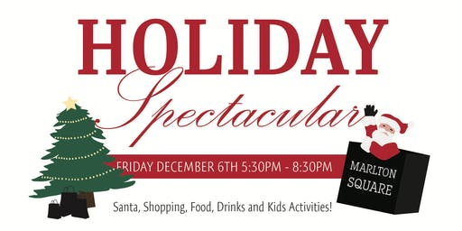 Holiday Event at Marlton Square