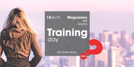 Training Alpha Maguzzano del Garda // 15 dic 2019 biglietti