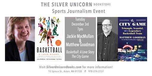 Author Event: Jackie MacMullan and Matthew Goodman in Conversation