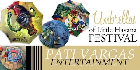 Umbrellas of Little Havana Art Festival  tickets