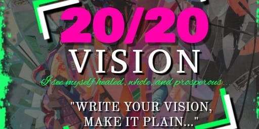 Women of Purpose Tea Party: 2020 Vision