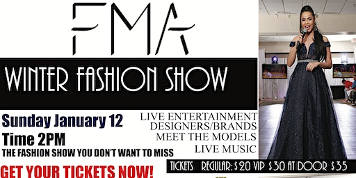 FMA Winter Fashion Show