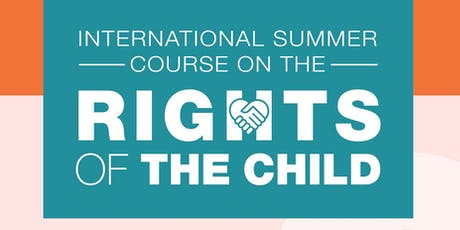 International Summer Course on the Rights of the Child 2020 tickets