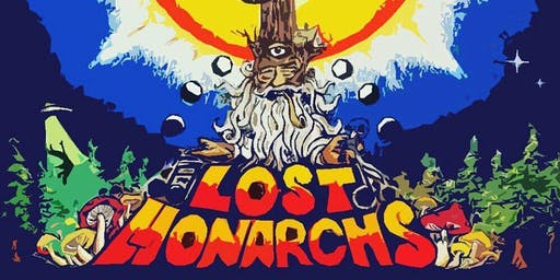 Lost Monarchs, Gypsy Sally, Something Contagious