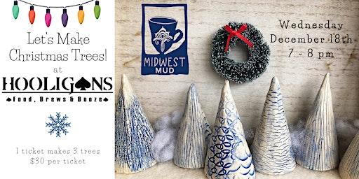 Let's Make Christmas Trees!