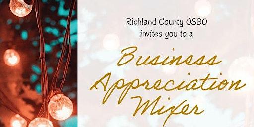 Richland County OSBO Business Appreciation Mixer