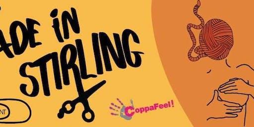 Uni Boob present Coppafeel! Creative Fun-draiser @madeinstirlingstore