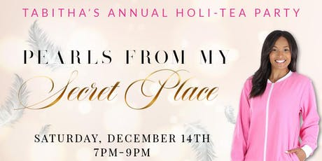 Tabitha's Holi-TEA Party: PJs and Pearls tickets