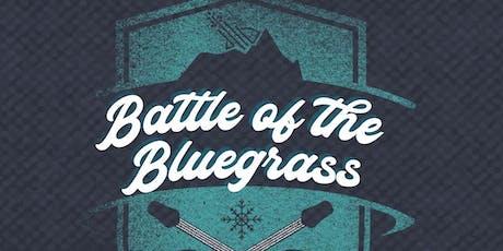 Road to Winter WonderGrass – Battle of the Bluegrass tickets