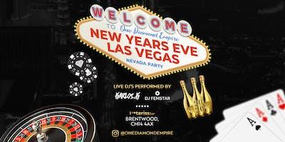 O.D.E NYE Las Vegas Nevada Party