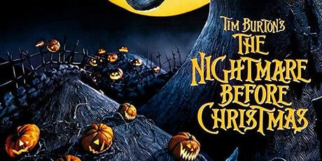 The Nightmare Before Christmas Movie Screening tickets
