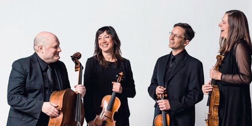 Beethoven Birthday Celebration with the Emily Carr String Quartet