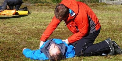 Outdoor Remote First Aid Training