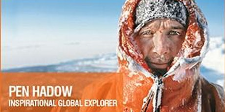 An Evening with Polar Explorer Pen Hadow tickets