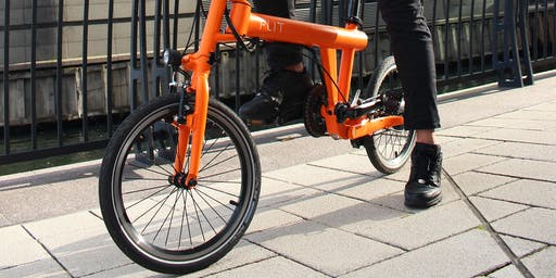 Test Ride The FLIT-16: A Brand New Generation of Folding Ebike!