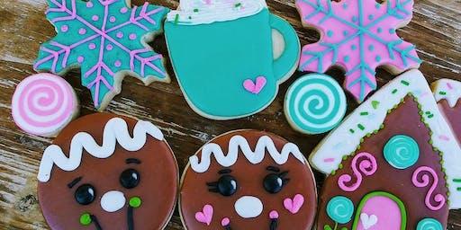 Winter Wonderland Gingerbread
