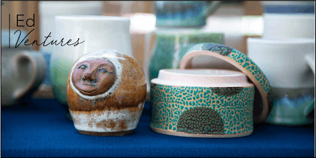 Hand Building With Clay Workshop – Tomo Ingalls tickets