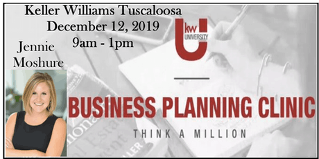 Business Planning Clinic with Jennie Moshure tickets