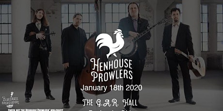 The Henhouse Prowlers tickets