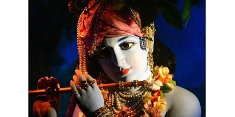 The Krishna Experience (04-26-2020 starts at 11:15 AM) tickets