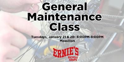 General Maintenance Classes - Massillon