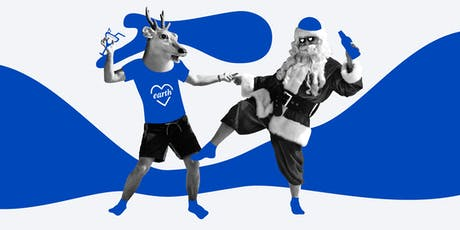 The betahaus Holiday Party 2019 tickets
