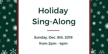 CNIB and Embrace Arts Foundation Holiday Sing-Along tickets