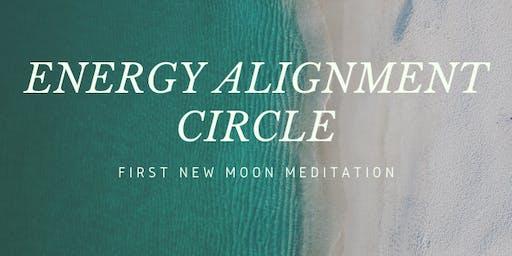 NEW MOON MEDITATION CIRCLE