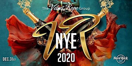 """New Years Eve """"Velvet Rope"""" @ Hard Rock Cafe * Washington, DC tickets"""