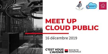 Meet Up Cloud Public billets